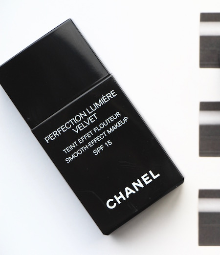 chanel perfection lumiere velvet review