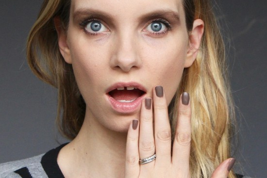 l'oreal color riche nails moka chic