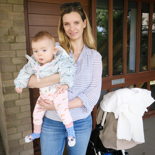 ruth crilly baby update