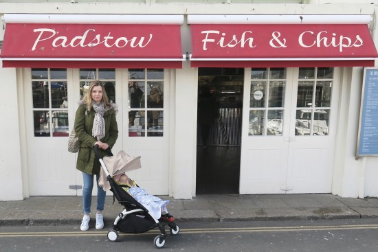 padstow fish and chips