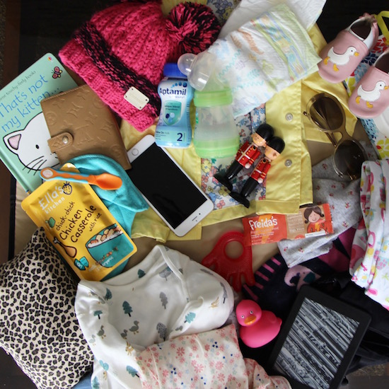 luxury baby changing bags