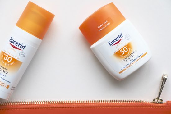 eucerin sun protection