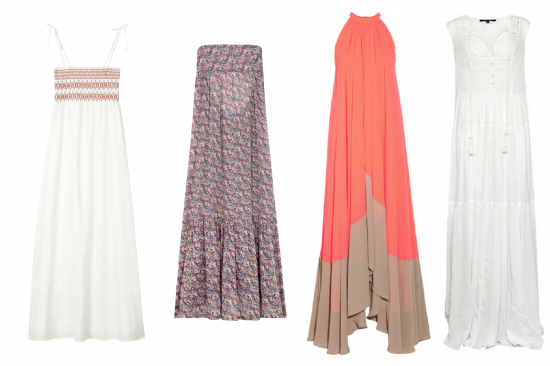 best summer maxi dresses