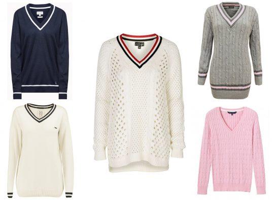 cricket sweaters women
