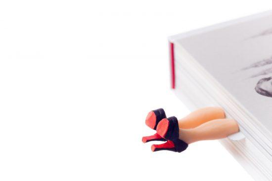 leg bookmarks