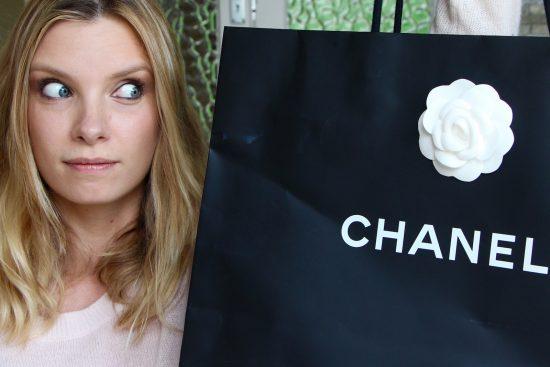 chanel handbag unboxing video