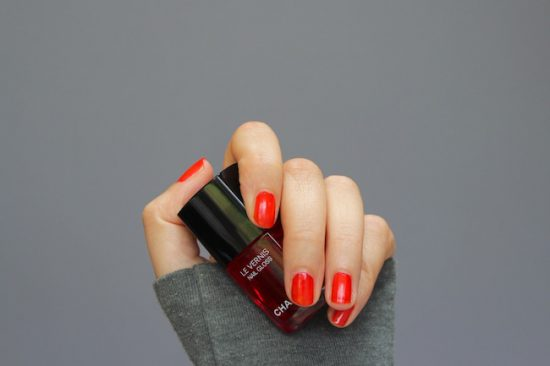chanel nail gloss review