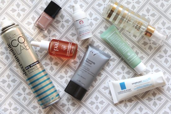 favourite beauty products august