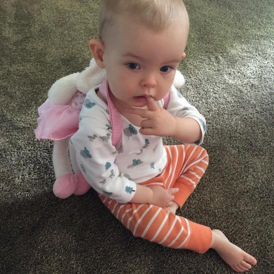 baby 14 months update