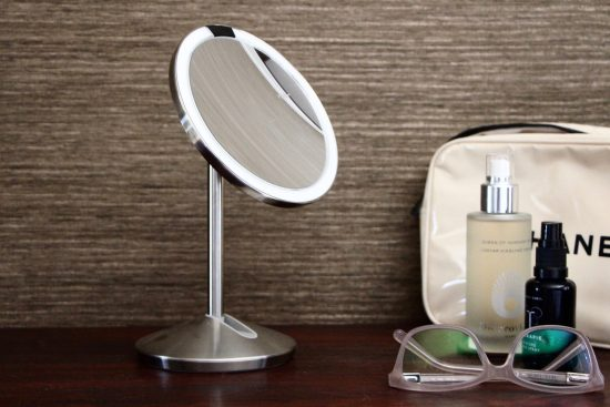 Simplehuman Sensor 10x Magnifying Mirror Review