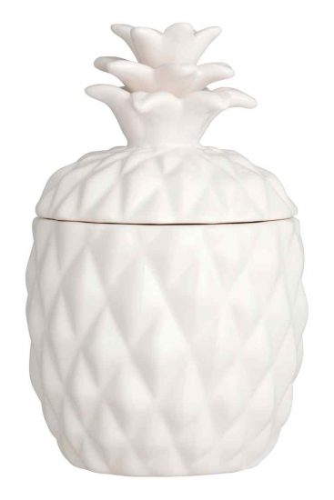 hm pineapple candle