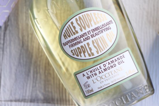 l'occitane amande supple skin oil review
