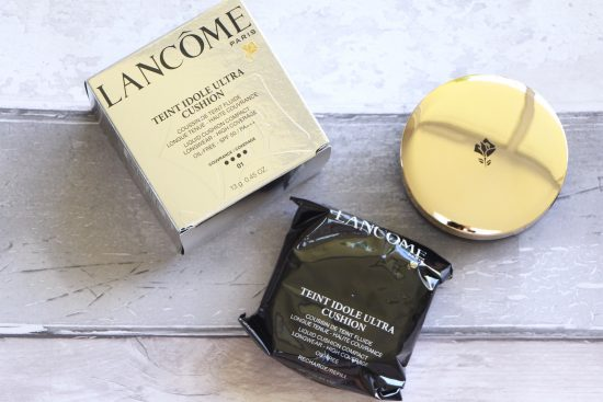 lancome teint idole ultra cushion foundation review
