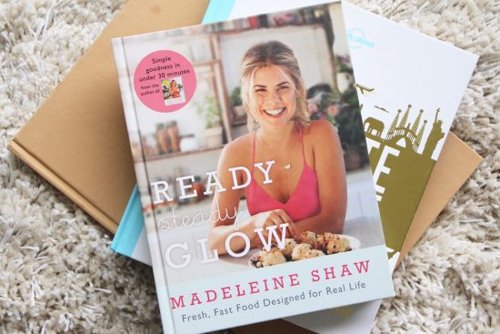 madeleine shaw ready steady glow