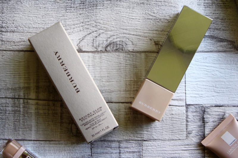 Burberry Bright Glow Foundation Review