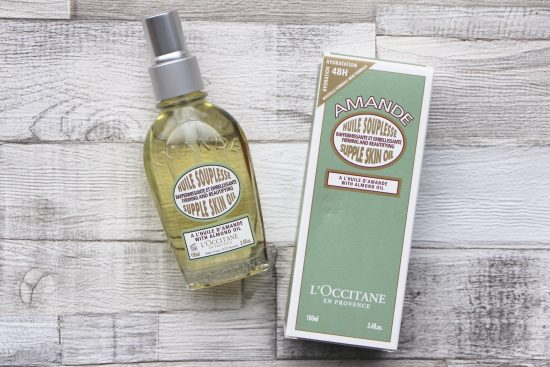 l'Occitane Amande Supple Body Oil
