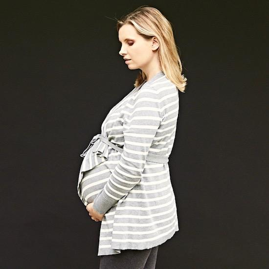 model ruth crilly pregnant