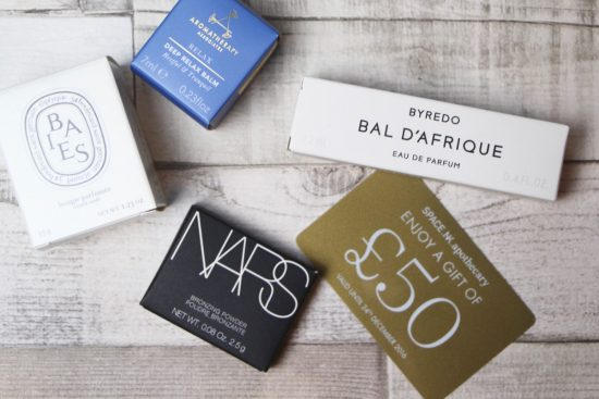 "Space NK ""25 Days of Beauty"""