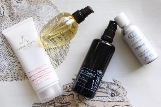 best cleansing treatment oils