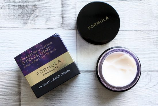 M&S Formula Absolute Ultimate Sleep Cream Review