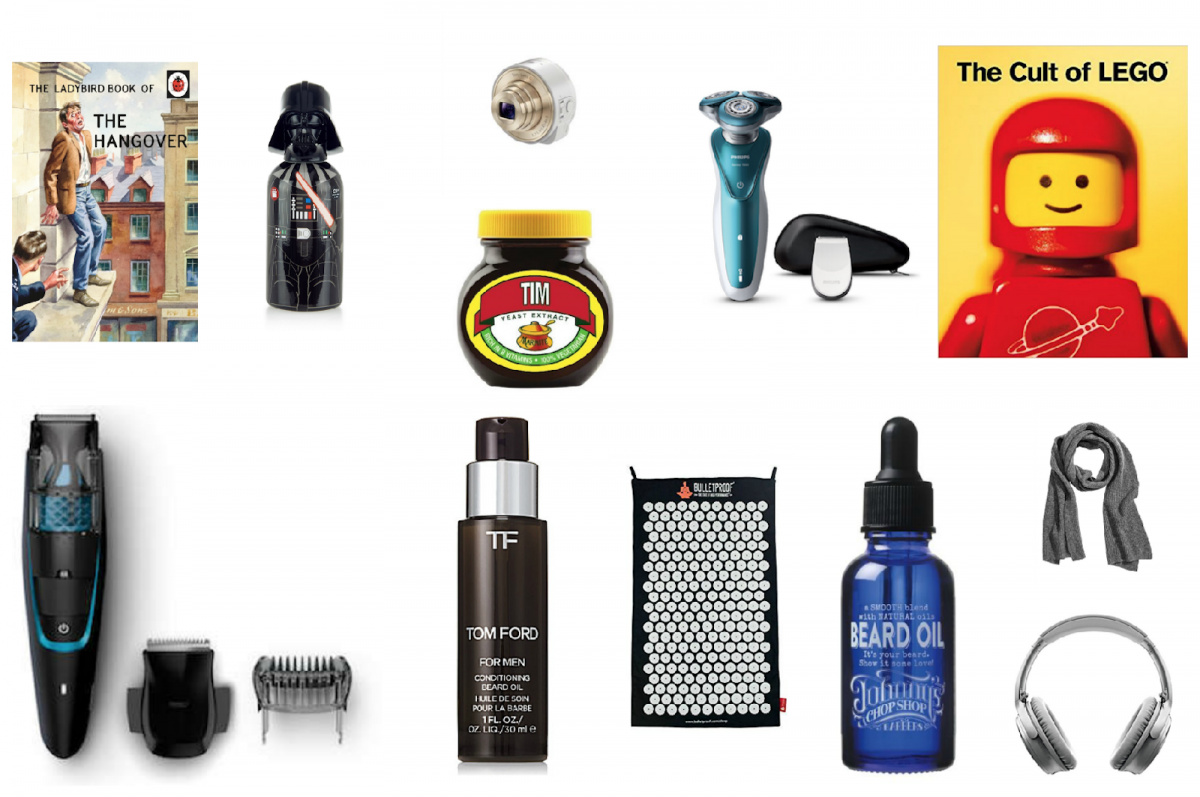 mens christmas gift guide  sc 1 st  A Model Recommends & Weekly Christmas Shop: Gifts for Men | AD | A Model Recommends