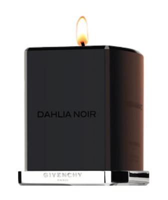 givenchy dahlia noir candle