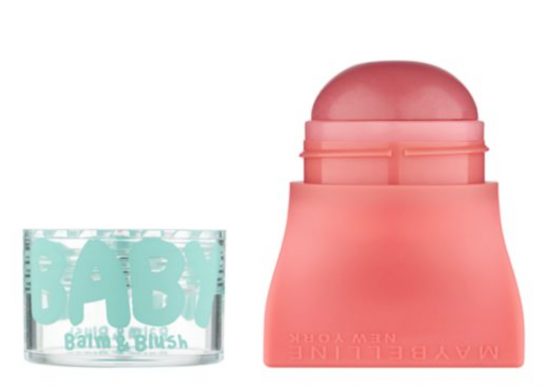 maybelline baby lips peach