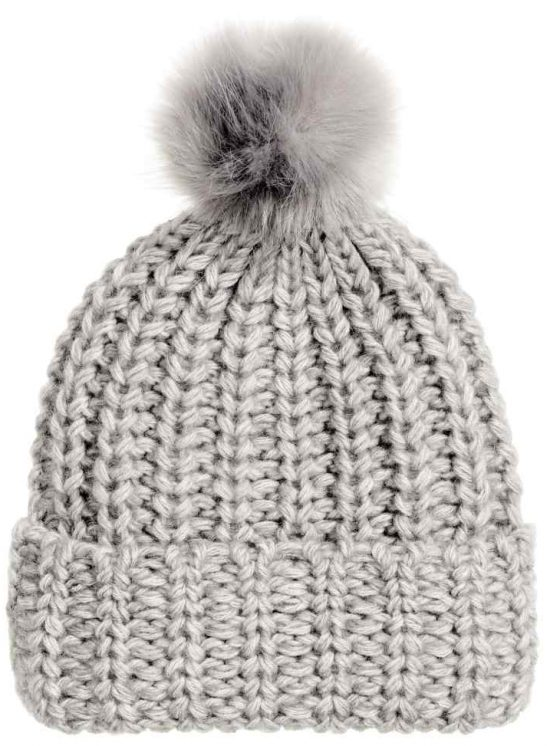 hm cable knit hat
