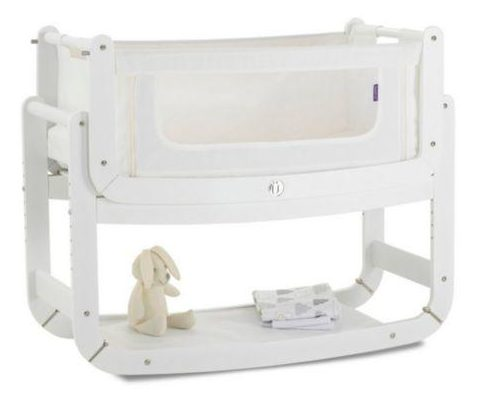 newborn baby bedside crib