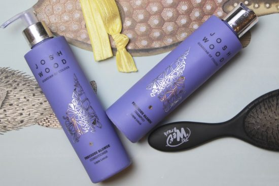 shampoo and conditioner for blonde hair