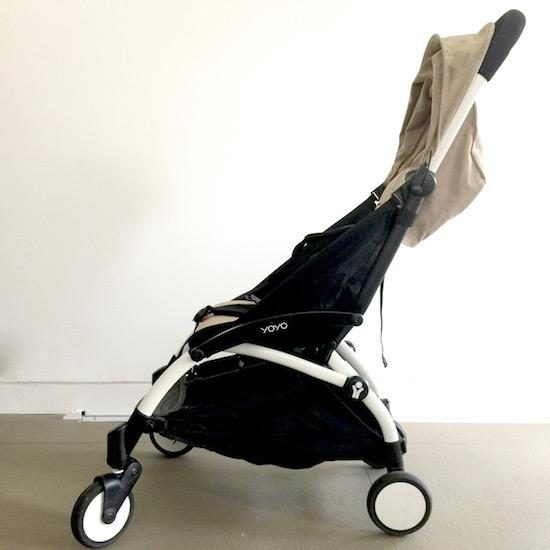 Babyzen Yoyo Pushchair Review