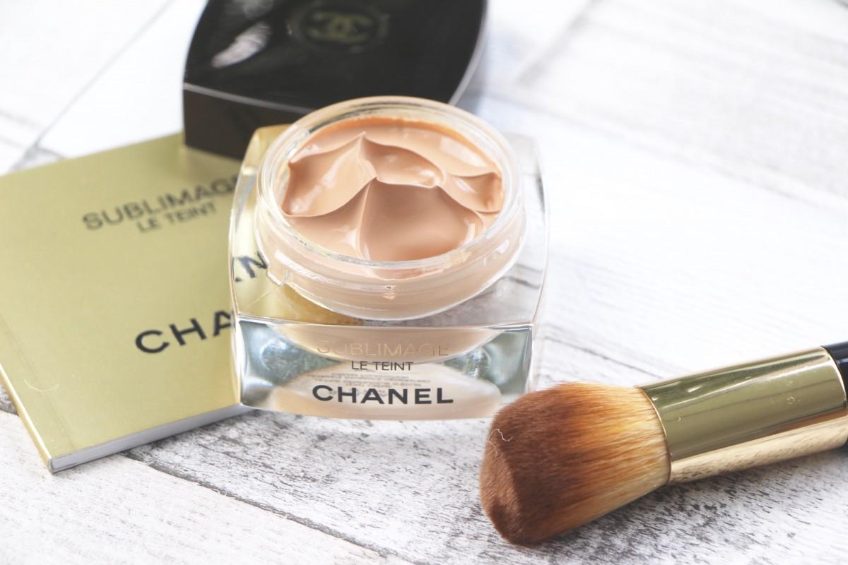 607e88cf454 Foundation Review  Chanel Sublimage Le Teint