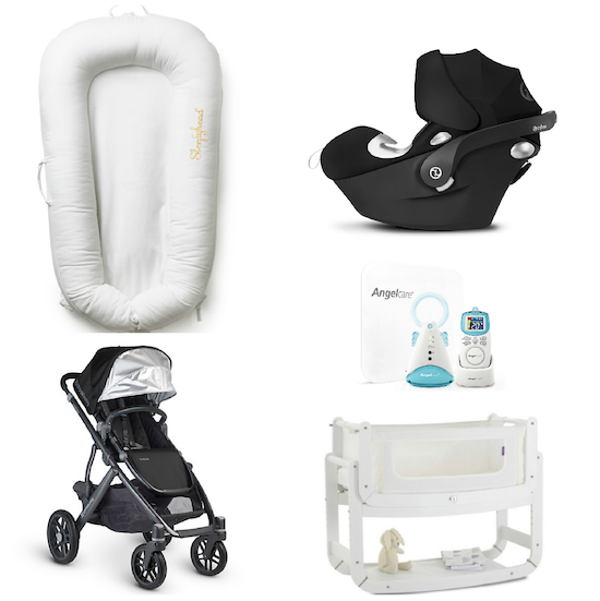 essential newborn baby equipment