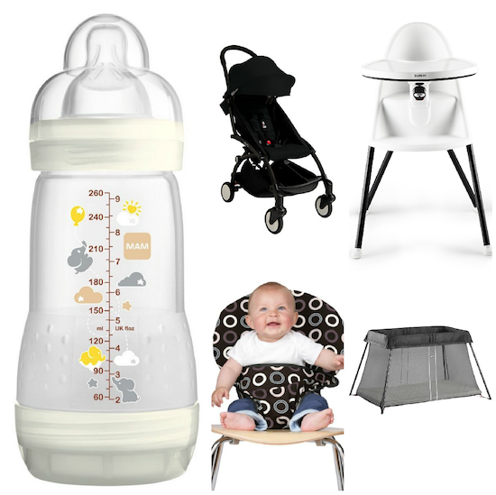 best space saving baby things