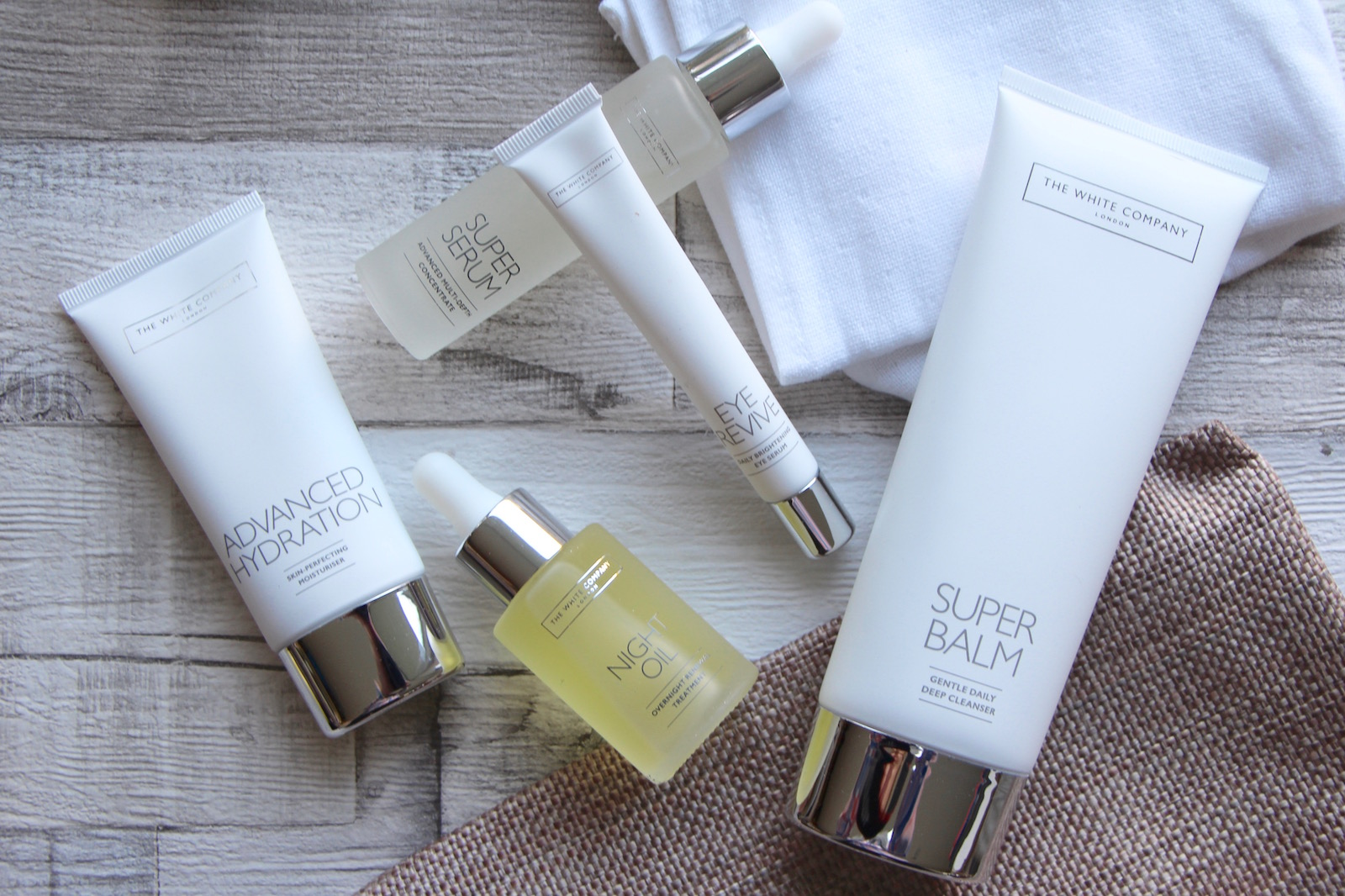 white company x deciem skincare review