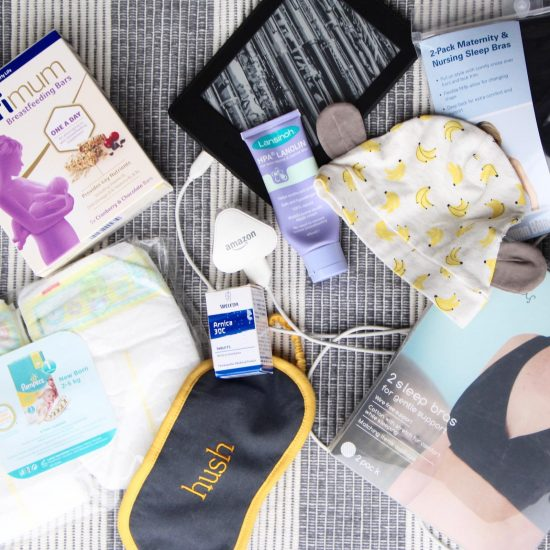 whats in my hospital bag planned c section