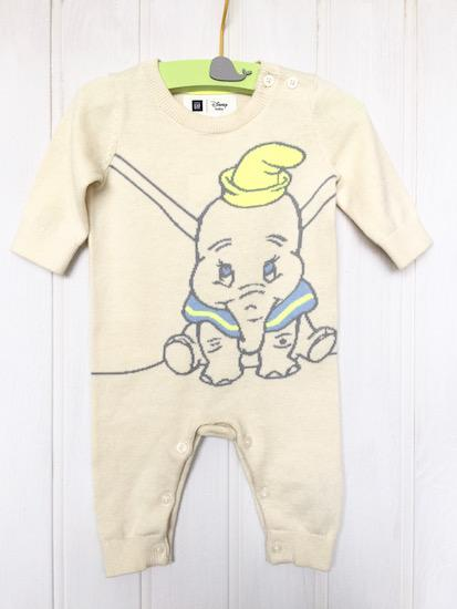 baby gap dumbo one piece romper