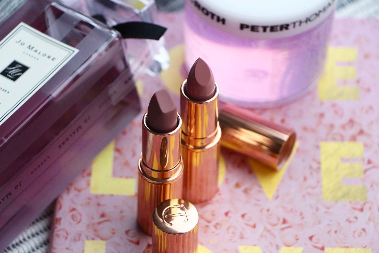 charlotte tilbury valentine lipstick