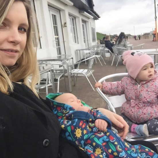 Toddler, Baby and Me: The Two Month Update