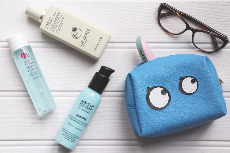 skincare for sensitive eyes