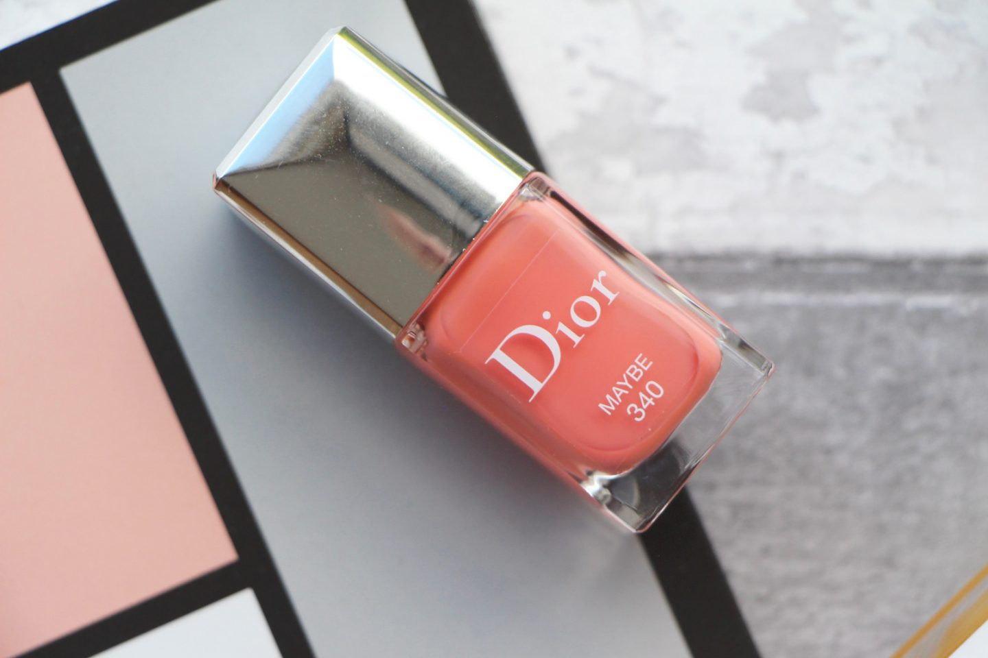 dior nail polish maybe