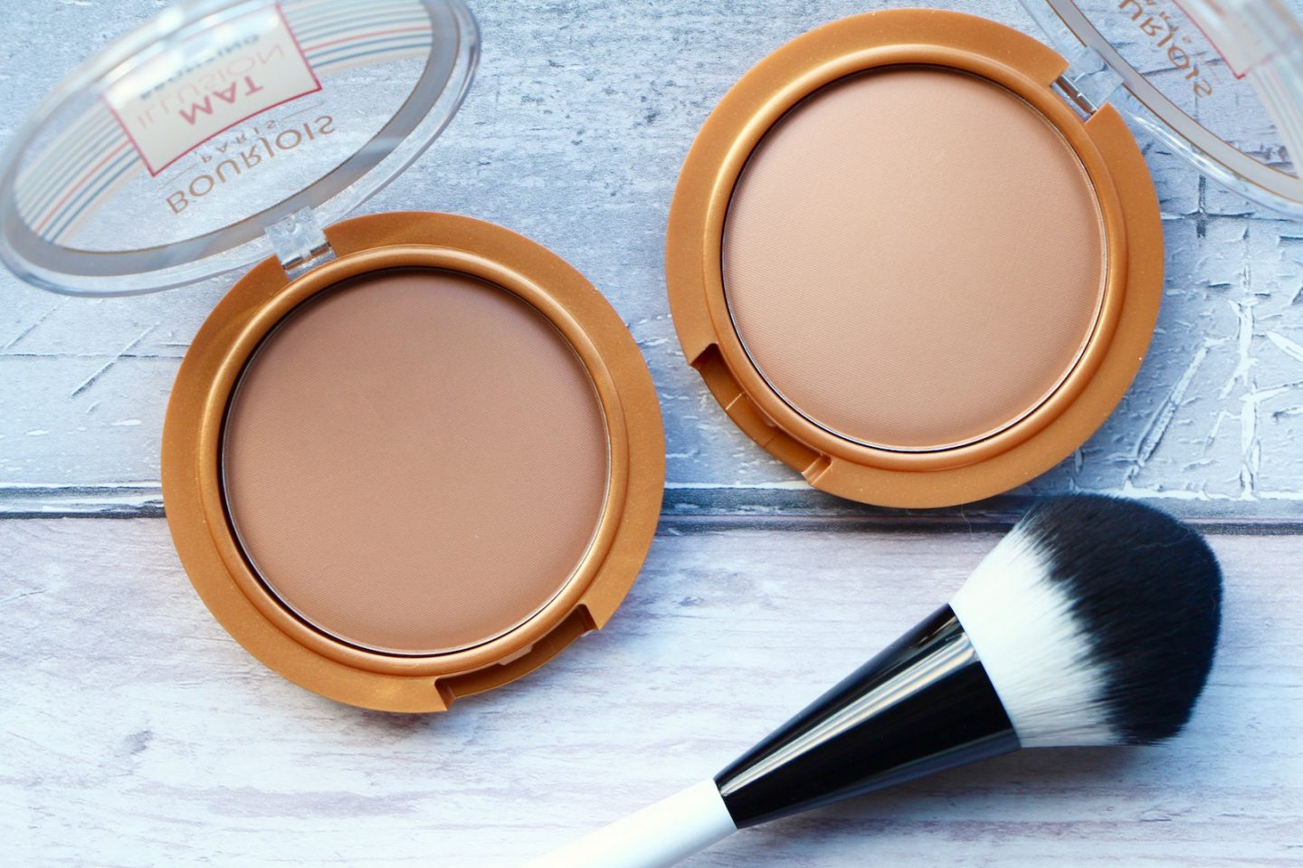Bourjois Powder Mat Illusion Bronzer in Fair