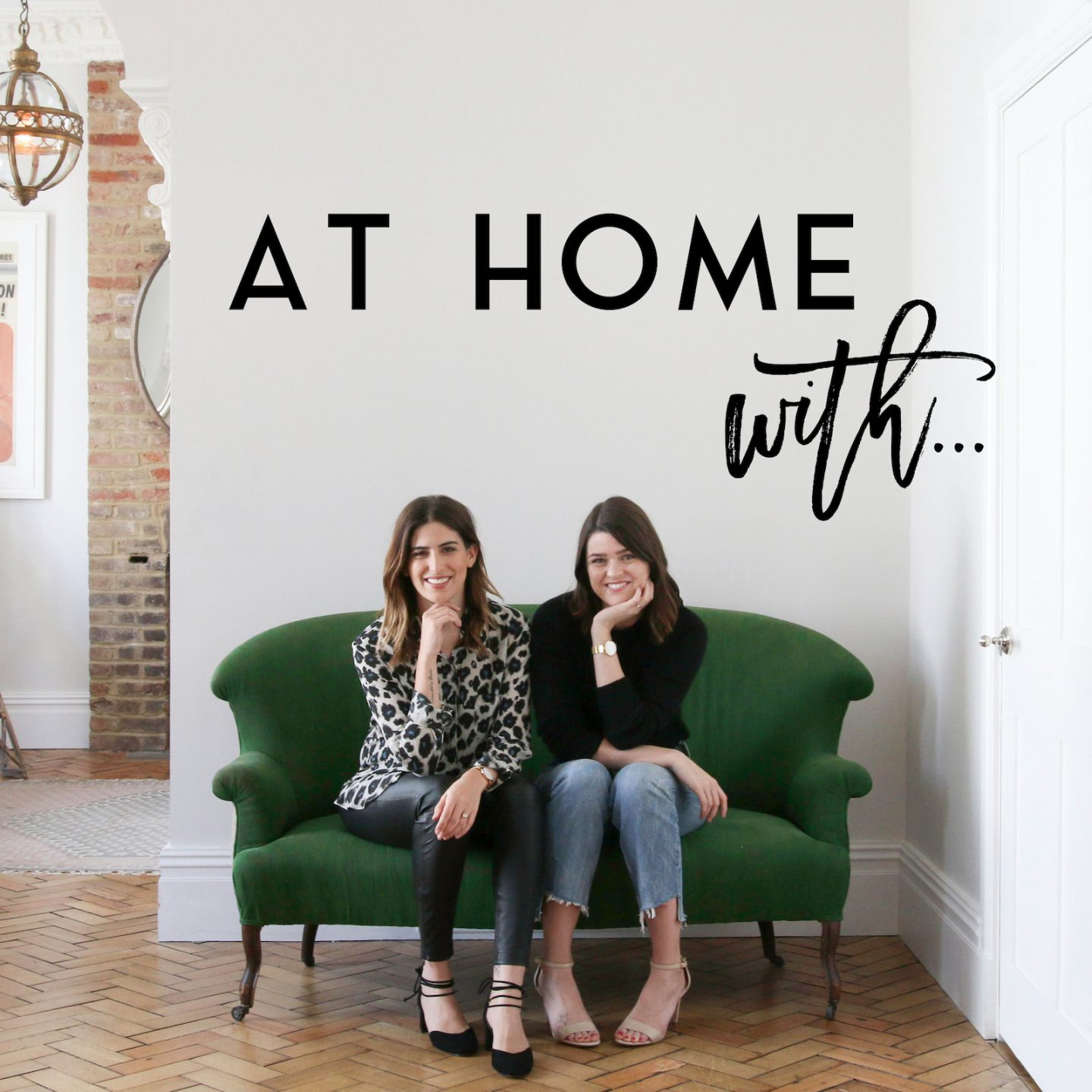 podcast at home with
