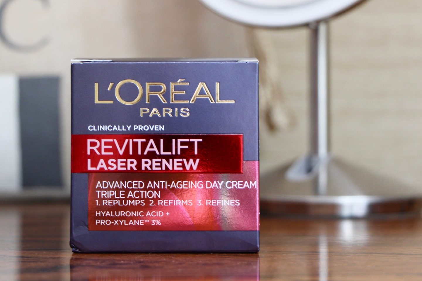 L'Oreal Paris Revitalift Laser Renew Day Cream Review