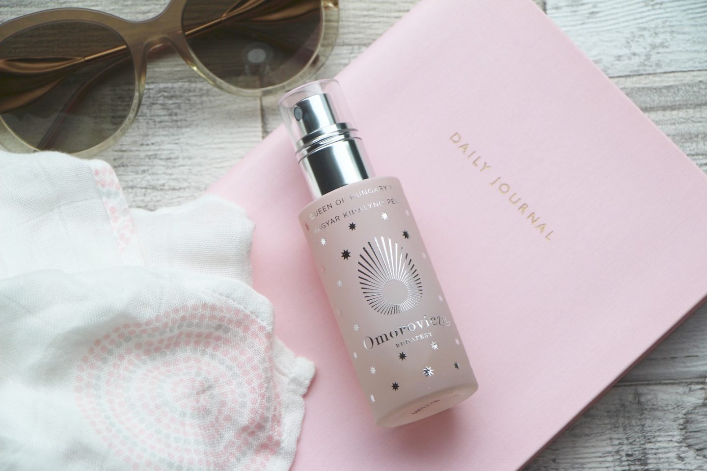 Omorovicza Limited Edition Queen of Hungary Mist review