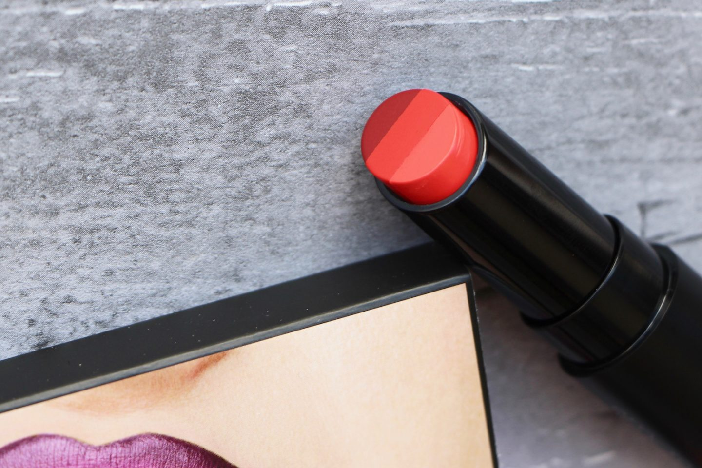 Smashbox Triple Tone Lipstick Review