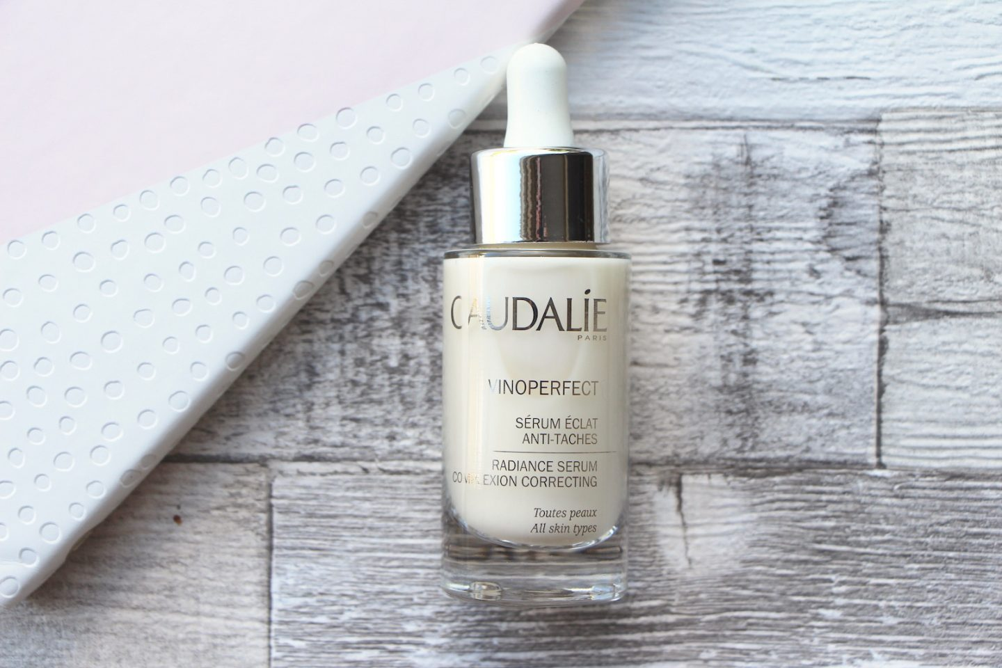 caudalie vino perfect serum