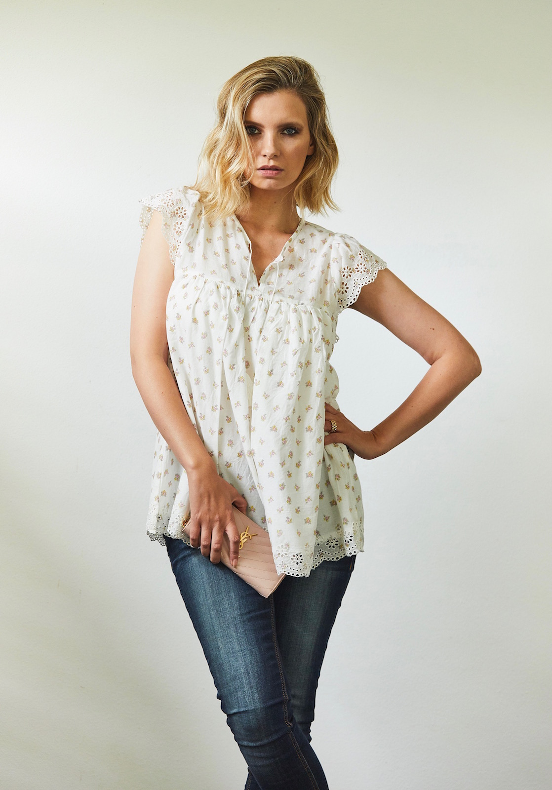 hush summer top