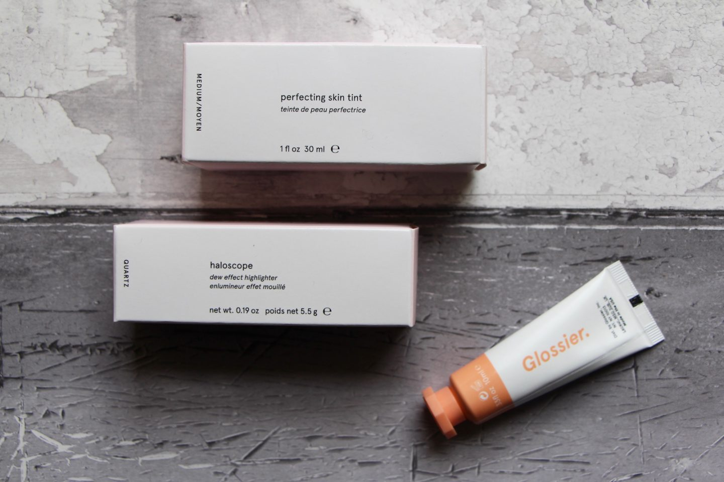 Glossier Makeup Review