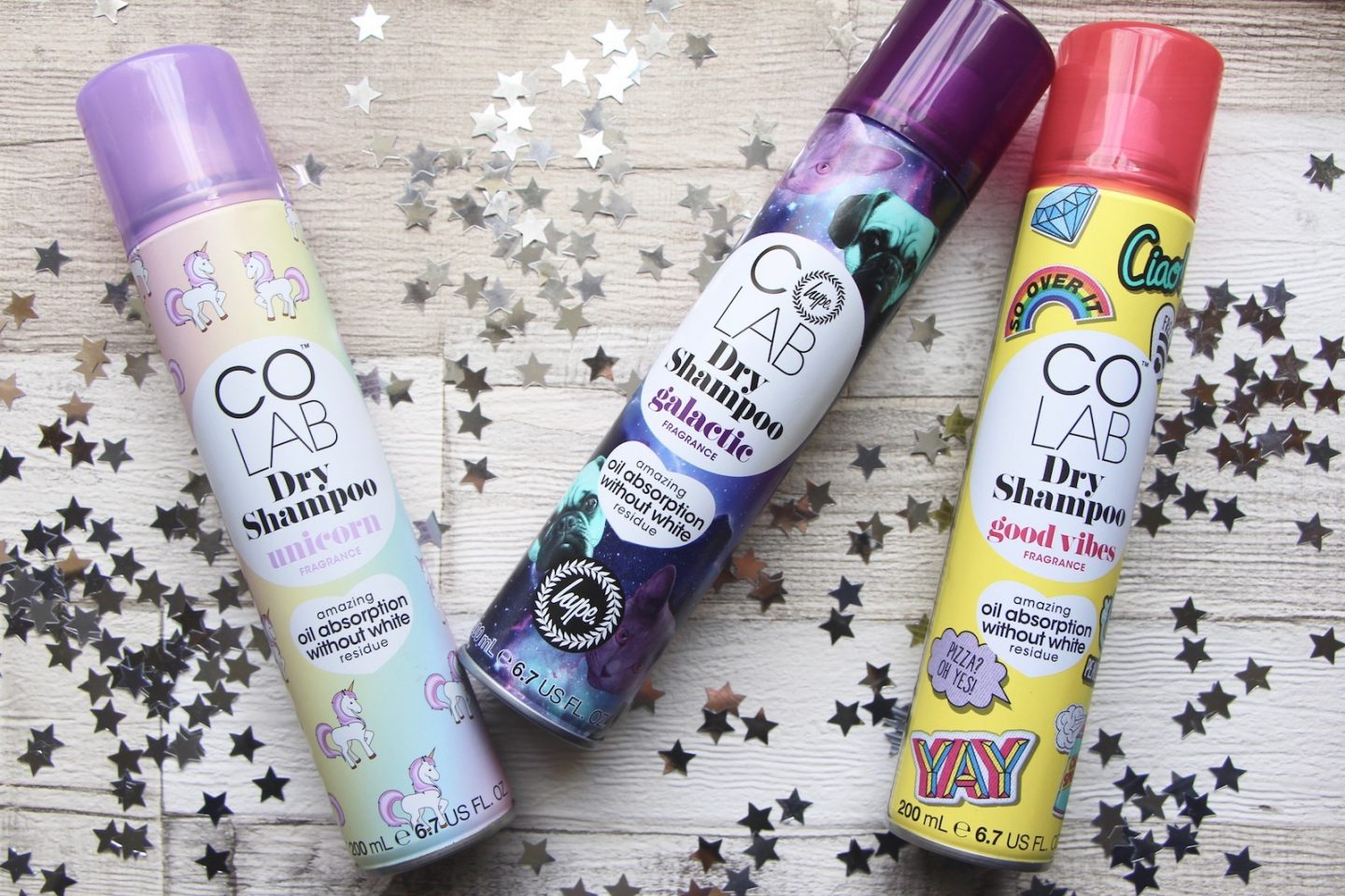 colab dry shampoo at boots